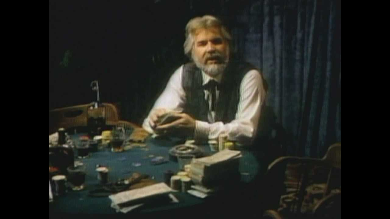Kenny Rogers - The Gambler (1978) - Psy-Chic Audio
