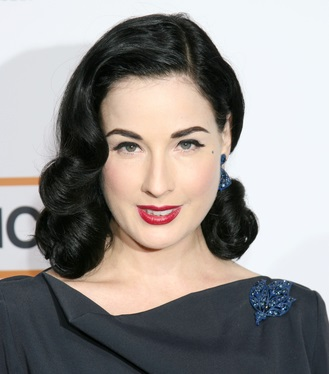 "Dita Von Teese ""Breaking Bad"" Premiere Screening Sony Picutres Studio Culver City, CA January 15, 2008 ©2008 Kathy Hutchins / Hutchins Photo"