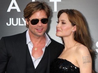 Mr & Mrs Jolie