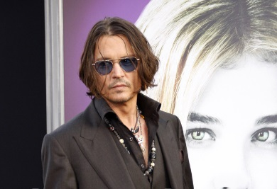 Johnny Depp Chic
