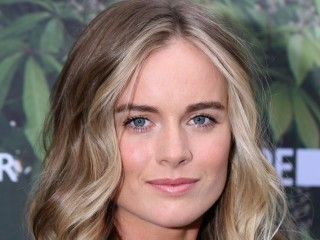 LONDON - JULY 06, 2016: Cressida Bonas attends the Serpentine Summer Party co-hosted by Tommy Hilfiger at the Serpentine Gallery
